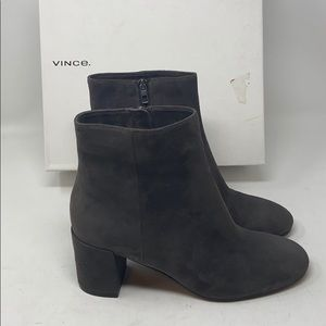 New/dis | VINCE | blakely steel suede